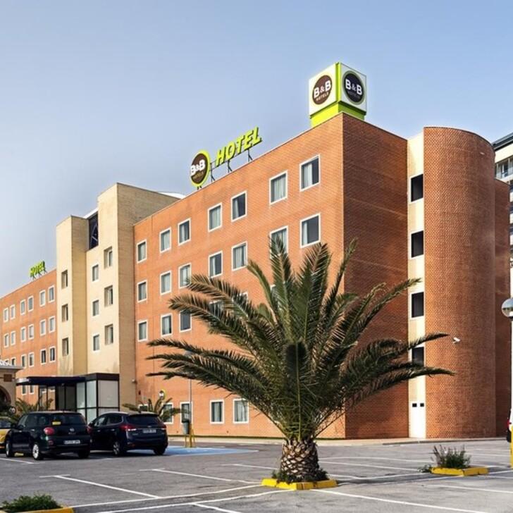B&B ALICANTE Hotel Parking (Exterieur) Parkeergarage Alicante