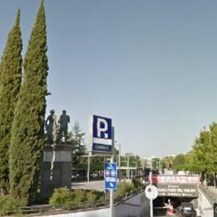 Öffentliches Parkhaus VIOLÓN GRANADA (Überdacht) Granada