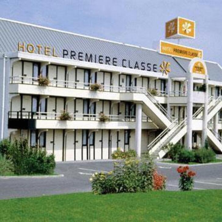 PREMIÈRE CLASSE CARCASSONNE Hotel Parking (Exterieur) Carcassonne