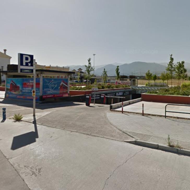 Öffentliches Parkhaus NUEVO LOS CÁRMENES (Überdacht) Granada