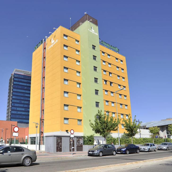Estacionamento Hotel CAMPANILE MADRID-ALCALÁ DE HENARES (Coberto) Alcalá de Henares