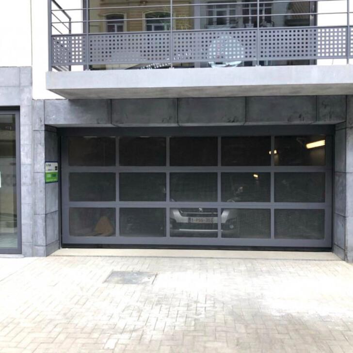 Öffentliches Parkhaus BEPARK ROSSINI BARA GARE DU MIDI (Überdacht) Parkhaus Anderlecht