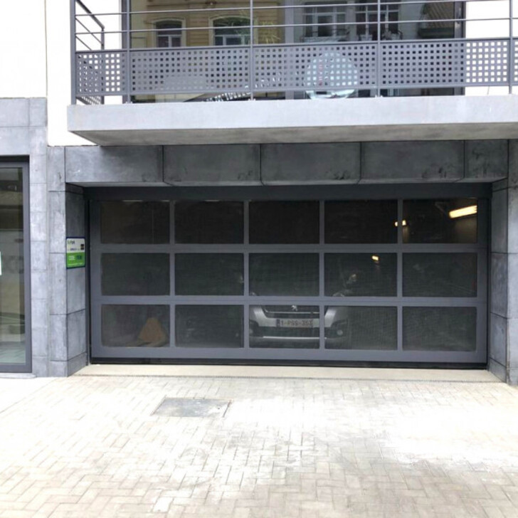 Parking Public BEPARK ROSSINI BARA GARE DU MIDI (Couvert) Anderlecht