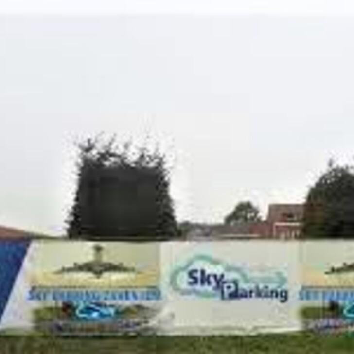 SKY PARKING ZAVENTEM Discount Parking (Exterieur) Machelen