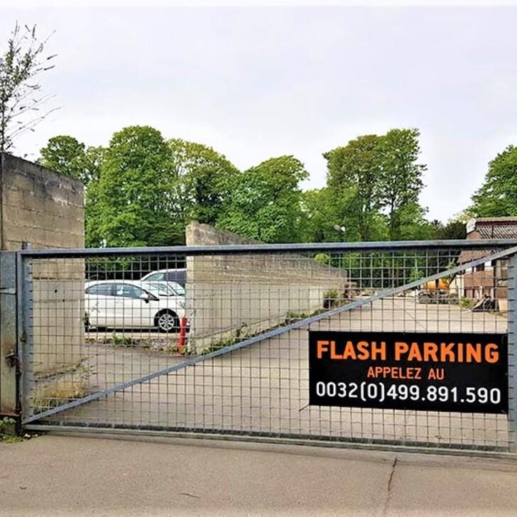 FLASH PARKING Discount Parking (Exterieur) Jumet