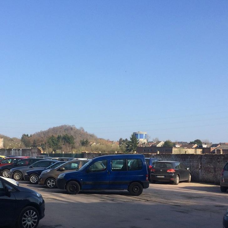 Parcheggio Low Cost A1 PARC (Esterno) parcheggio Lodelinsart