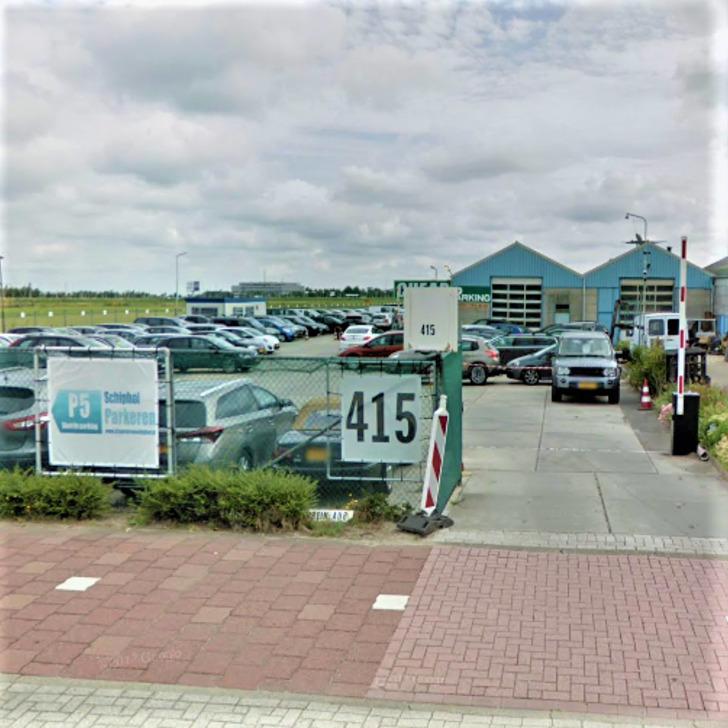 P5 PARKEREN Discount Parking (Exterieur) Parkeergarage Rozenburg NH