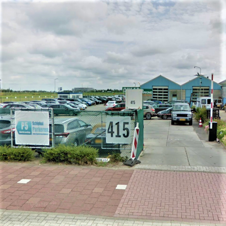P5 PARKEREN Discount Parking (Exterieur) Rozenburg NH