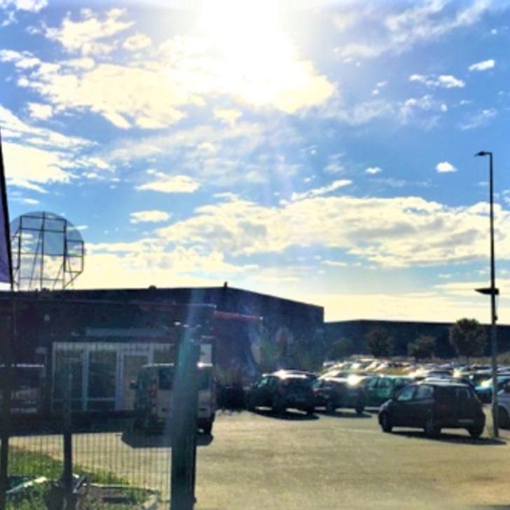 BLUE PARK Discount Car Park (External) car park Bartenheim