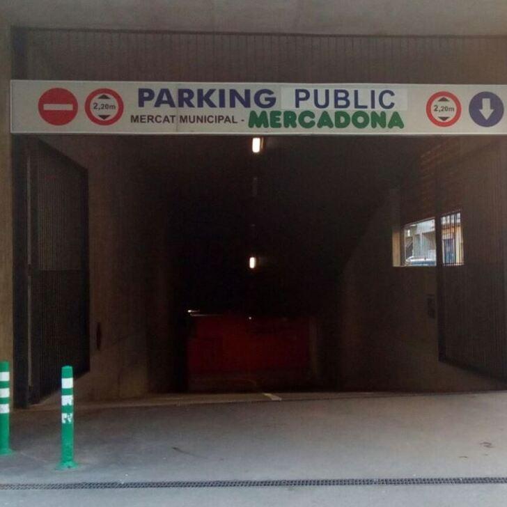 Parking Public MERCAGAVÀ (Couvert) Gavà