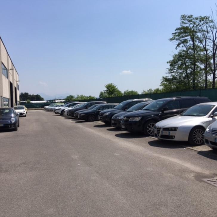 ORIO PARKING Discount Parking (Exterieur) Parkeergarage Azzano san paolo (BG)