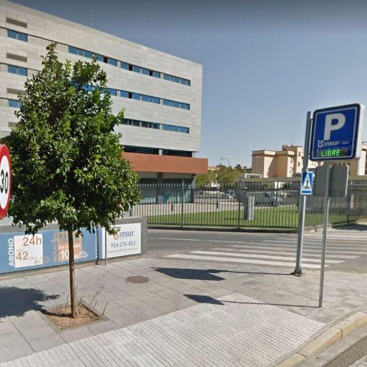 INSUR Openbare Parking (Overdekt) Sevilla