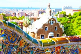 Parking Parc Guell à Barcelone : tarifs et abonnements - Parking de lieu touristique | Onepark