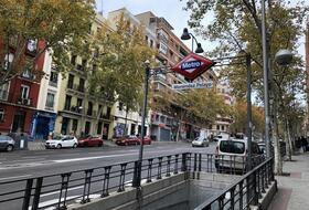 Menendez Pelayo car park in Madrid: prices and subscriptions | Onepark
