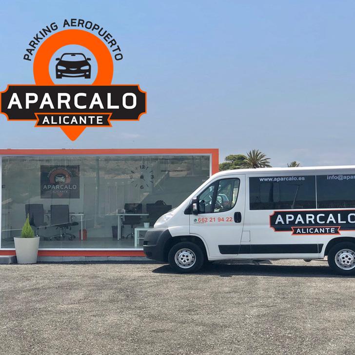 Parcheggio Low Cost APARCALO (Esterno) parcheggio Alicante