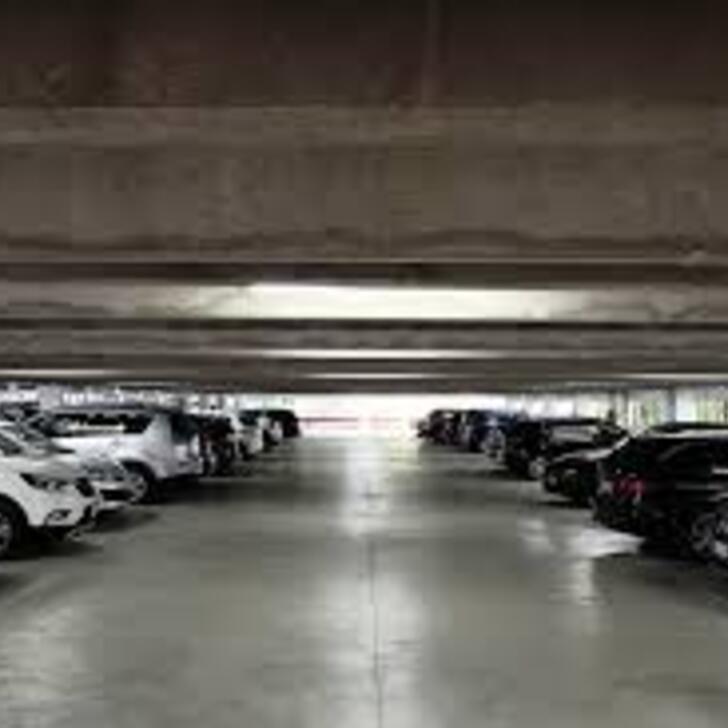 Parcheggio Low Cost LE TORRI PARKING (Coperto) parcheggio Gallarate