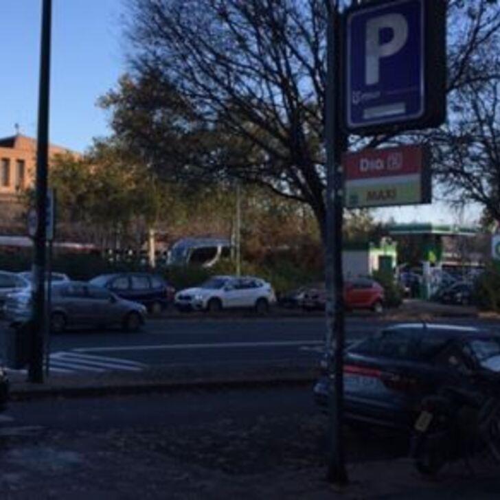 Parcheggio Pubblico EL MIRADOR DE SANTA JUSTA (Coperto) parcheggio Sevilla