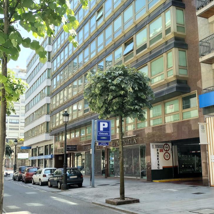 Parking Public APARCAMIENTO EL DORADO (Couvert) Vigo
