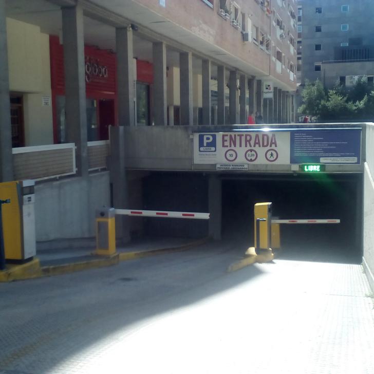 HERNÁN CORTES Openbare Parking (Overdekt) Parkeergarage Zaragoza