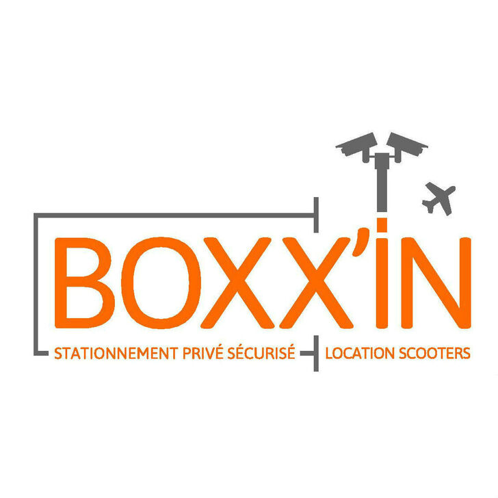 BOXX'IN Discount Car Park (External) car park Blagnac