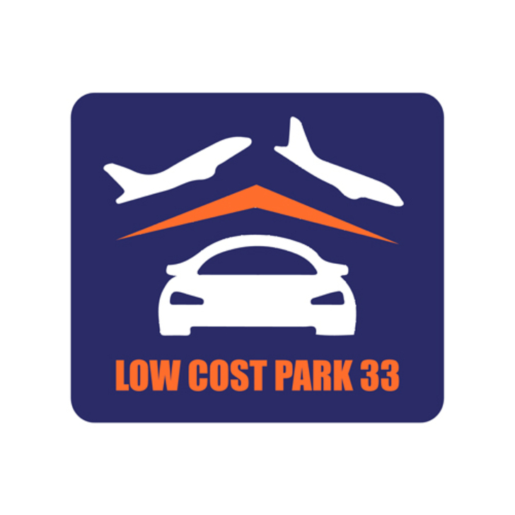 LOW COST PARK 33 Discount Parking (Exterieur) Mérignac