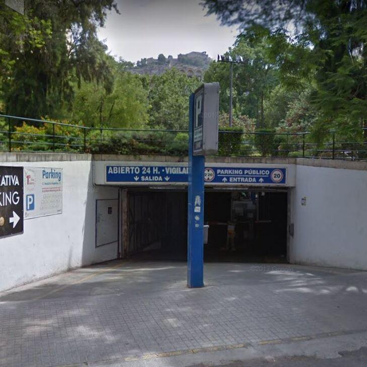 Parking Público REPÚBLICA ARGENTINA (Cubierto) Xàtiva