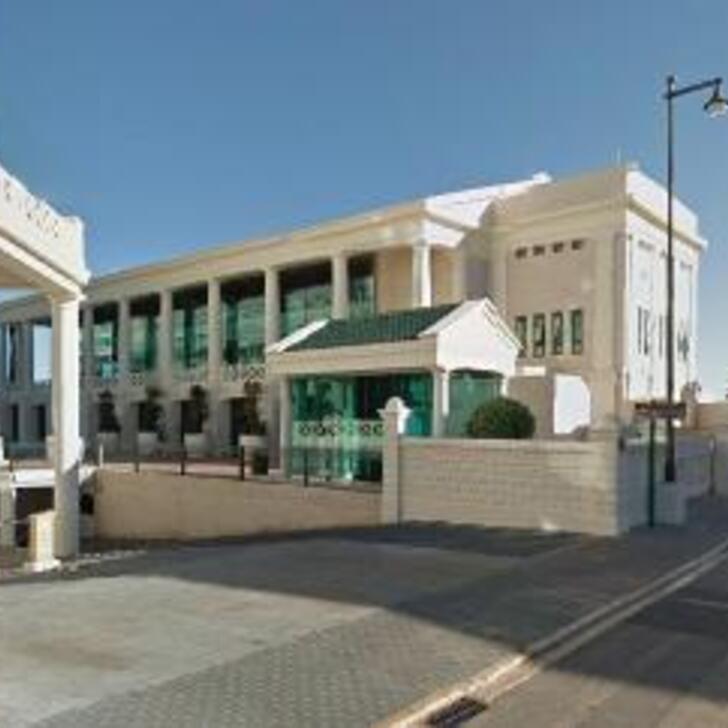 Hotel Parkhaus BALNEARIO LAS ARENAS (Überdacht) Valencia