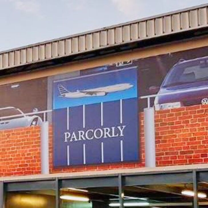 PARCORLY Discount Parking (Exterieur) Parkeergarage Orly