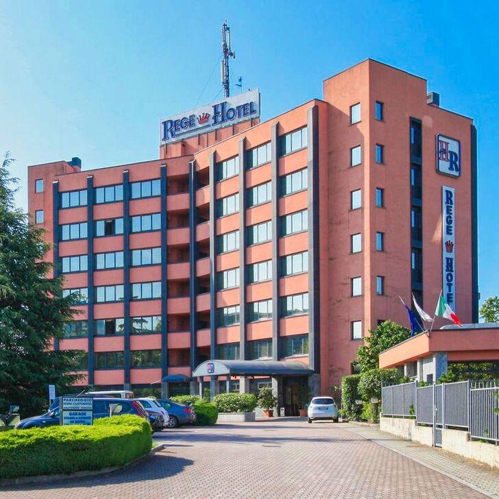 Hotel Parkhaus REGE (Überdacht) San Donato Milanese (MI)