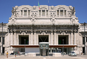 Milan Central car park in Milan: prices and subscriptions - Station car park | Onepark
