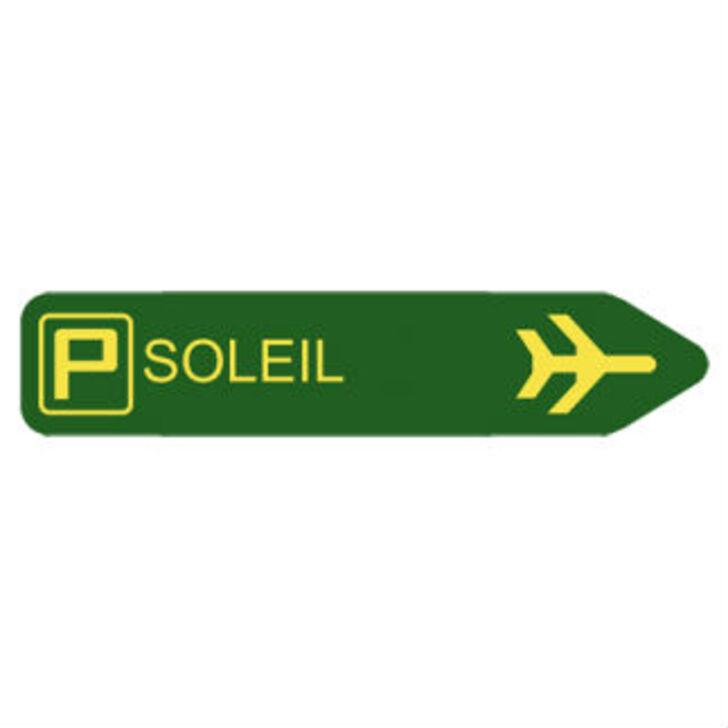 Parque de estacionamento Parking Discount SOLEIL ORLY (Extérieur) Wissous