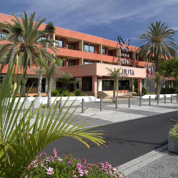 LA SIESTA Hotel Parking (Exterieur) Arona