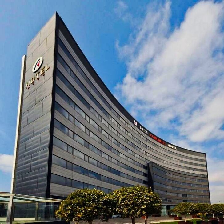 Hotel Parkhaus FIRA CONGRESS BARCELONA (Überdacht) Parkhaus L'Hospitalet de Llobregat