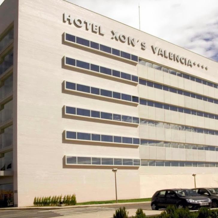 XON´S Hotel Parking (Overdekt) Quart de Poblet
