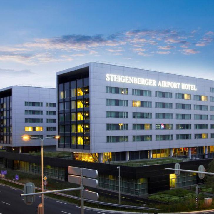 STEIGENBERGER HOTEL AIRPORT Hotel Car Park (Covered) Schiphol