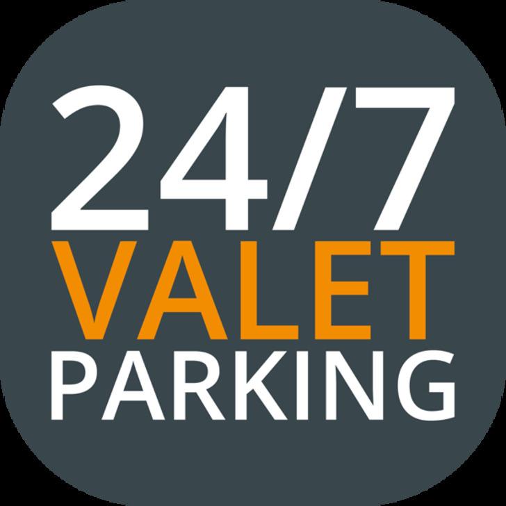 247 VALET PARKING Valet Service Parking (Exterieur) Schiphol