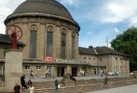 Parkhaus Bahnhof Köln-Messe/Deutz in Köln : Preise und Angebote - Parken am Bahnhof | Onepark