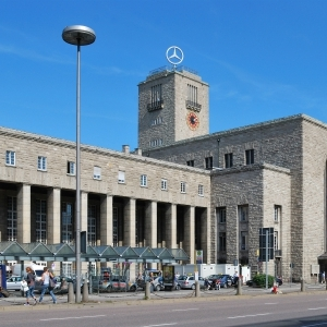 Stuttgart Hauptbahnhof Parkhaus