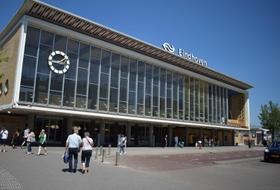Parkeerplaats Station Eindhoven in Eindhoven : tarieven en abonnementen - Parkeren bij het station | Onepark