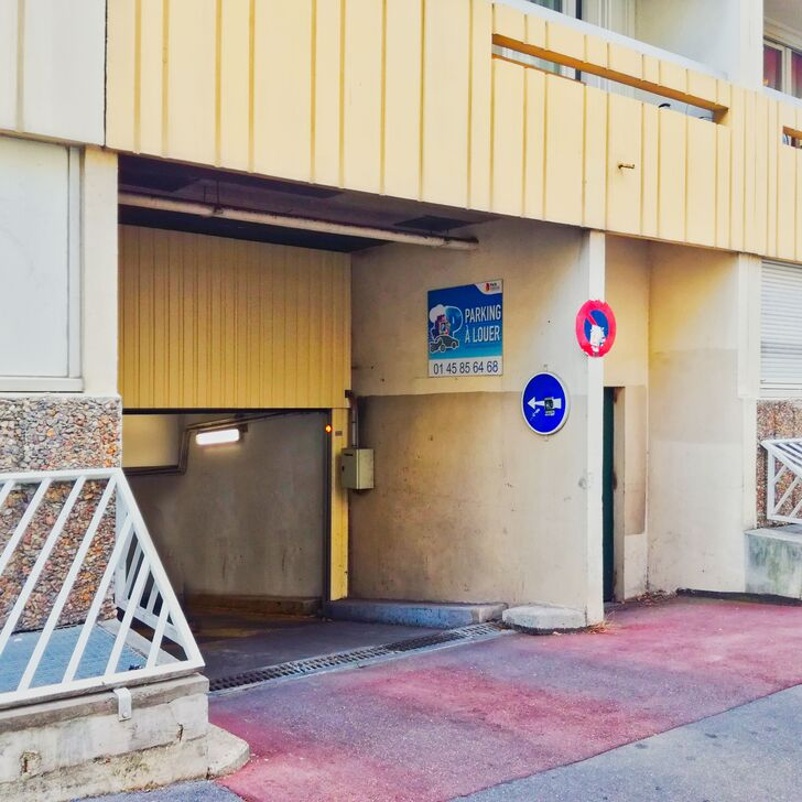 RUE ESQUIROL Parking Privaat Gebouw (Overdekt) Parkeergarage Paris