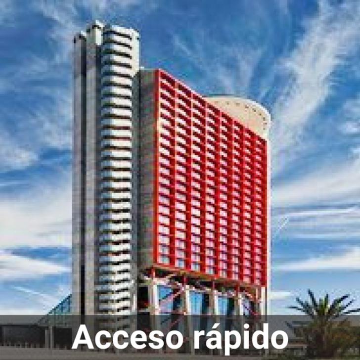 HESPERIA BARCELONA TOWER Hotel Parking (Overdekt) Parkeergarage Barcelona