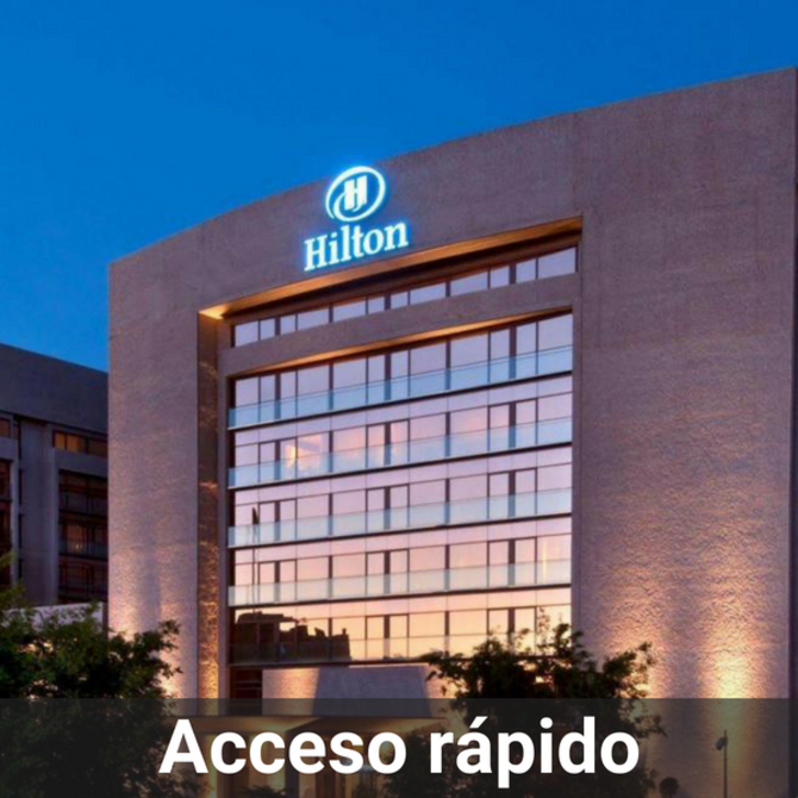 Parking Hotel HILTON MADRID AIRPORT (Cubierto) Madrid