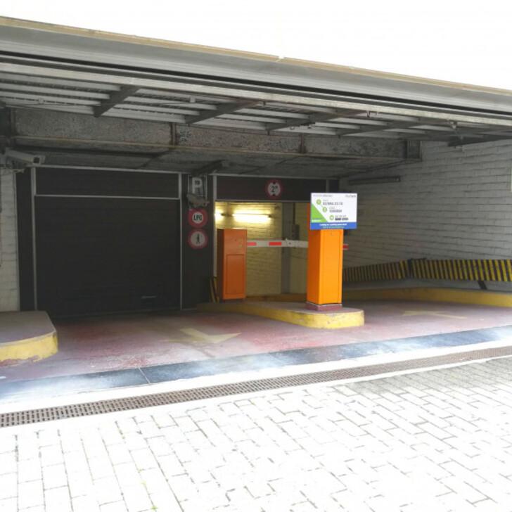 Öffentliches Parkhaus BEPARK SCIENCES 37 (Überdacht) Bruxelles