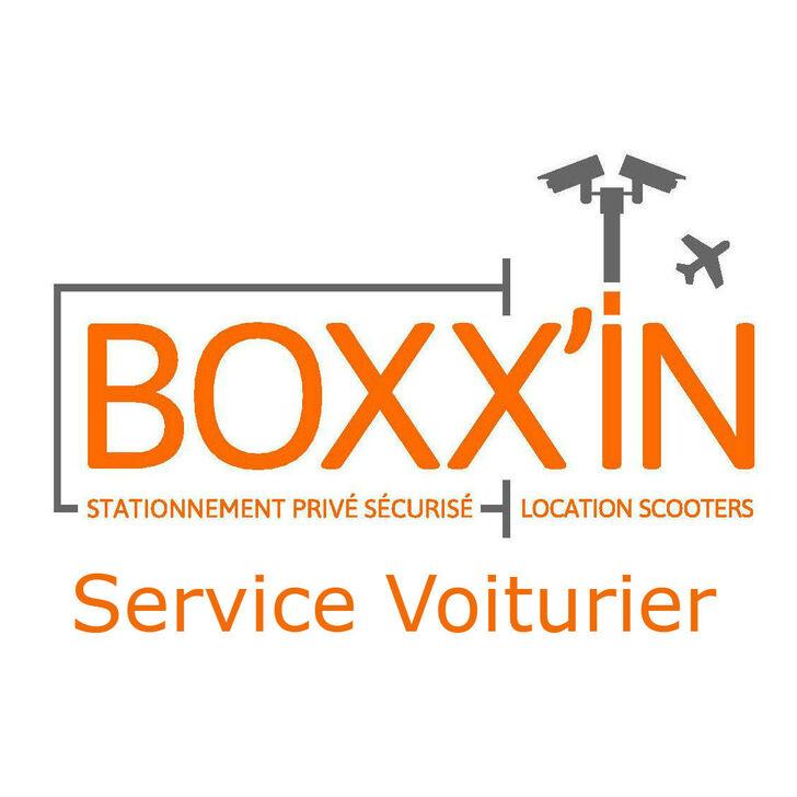 Parking Servicio VIP BOXX'IN (Cubierto) Blagnac