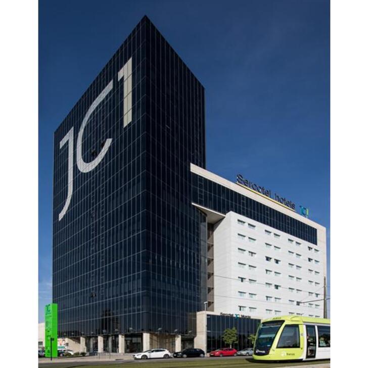 Parking Hôtel SERCOTEL JC1 MURCIA (Couvert) Murcia