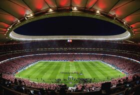 Wanda Metropolitano car park in Madrid: prices and subscriptions - Stadium car park | Onepark