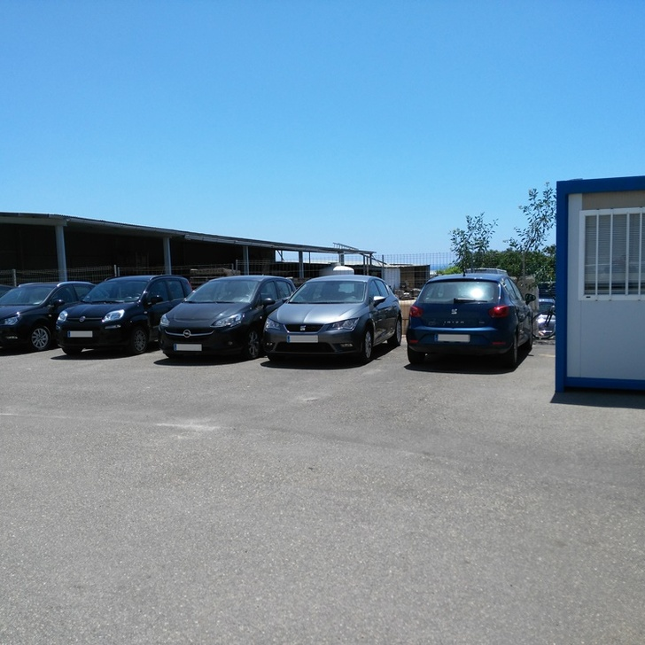 MARVILL Discount Parking (Exterieur) Almeria