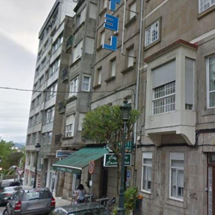 Parking Hôtel CASABLANCA (Couvert) Vigo