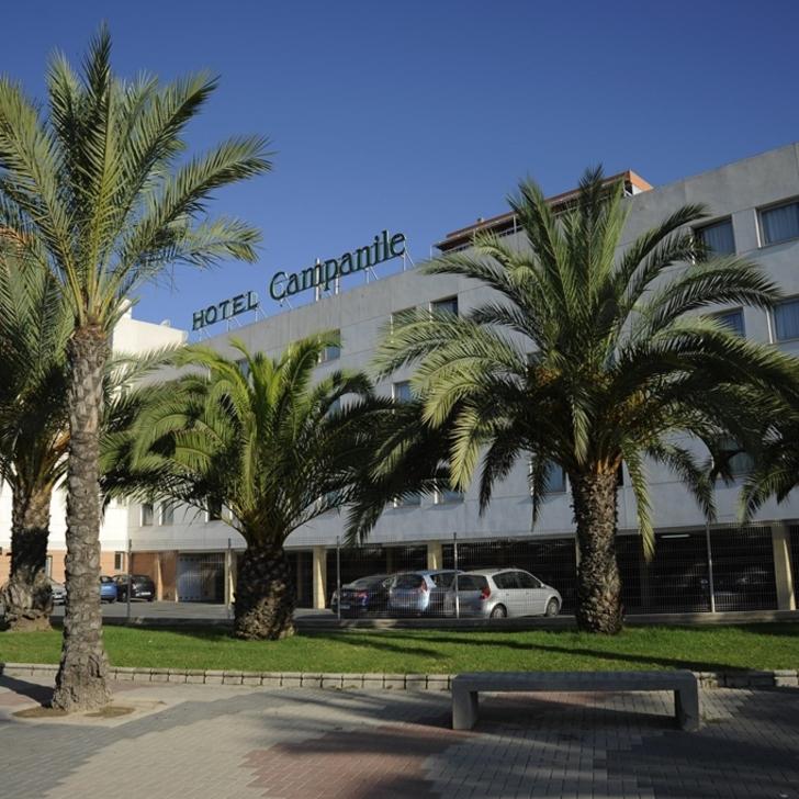 CAMPANILE ALICANTE Hotel Parking (Exterieur) Alicante