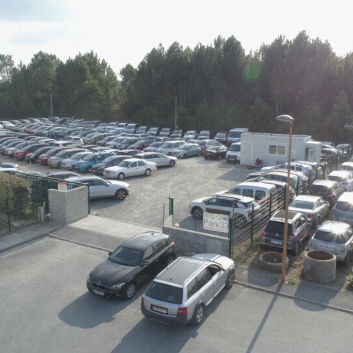 ECOPARK 33 Discount Parking (Exterieur) Saint-Jean de l'Illac